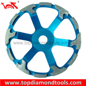Speical Design Grinding Cup Wheel for Grinding Concrete pictures & photos