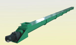 Stainless Steel Screw Conveyor for Bentonite pictures & photos