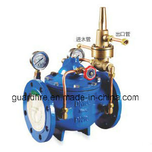 800X-16 Pressure Bypass Balancing Valve for Fire Fighting