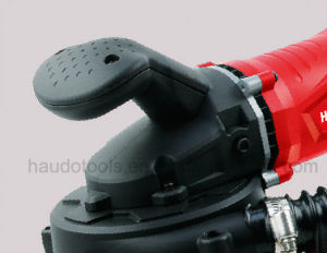 Haoda Electric Drywall Sander with Automatic Vacuum Cleaner pictures & photos