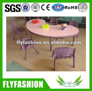 Children Furniture Table with Chair (KF-12) pictures & photos