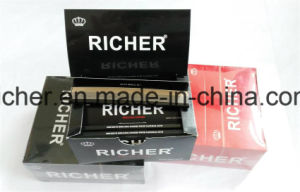 Customer Hot Sales Cigarette Smoking Hemp Rolling Paper (1 1/4 size) pictures & photos