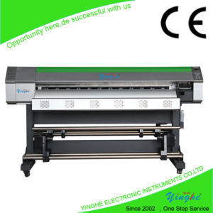 High Speed 1.6m Eco Solvent Printer Dx5 Head pictures & photos