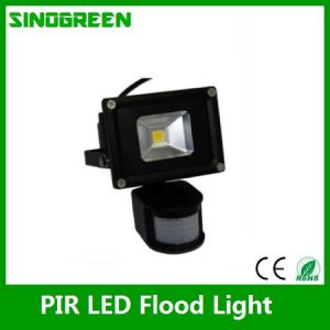 Waterproof PIR LED Flood Light 30W