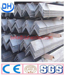 Price Prime Ss400 Hot Dipped Galvanized Equal Unequal Steel Angle Bar pictures & photos