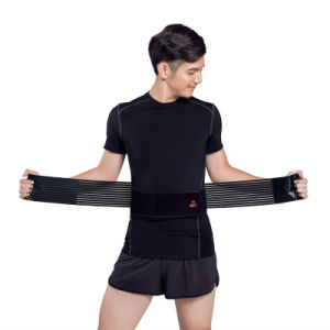 Far-Infrared Physical Therapy Heating Pad Lumber Support Waist Back Support pictures & photos