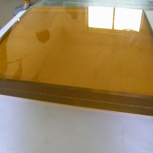 6.38mm Color Clear Laminated Glass Use for The Window pictures & photos