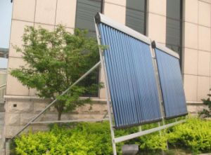 Heat Pipe Solar Collectors, Solar Collector Systems pictures & photos