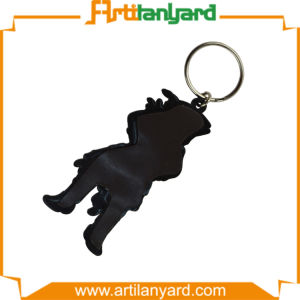 Colorful PVC Keychain with Different Styles pictures & photos
