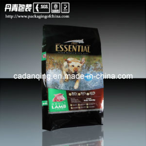 Pet Food Packaging Bag, Side Gusset Bag for Pet Food Packaging pictures & photos