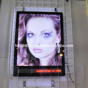 Acrylic Magneticl LED Slim Light Box with Information Letters pictures & photos