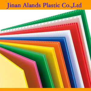 Colorful PP Black Corrugated Plastic Sheets 4X8 pictures & photos