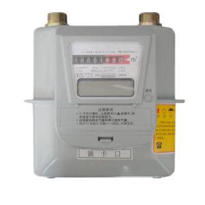Diaphragm Prepaid Domestic LPG Gas Meter G4 pictures & photos