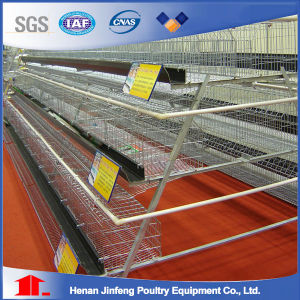 Chicken Layer Battery Cage for Farms in Poultry Farms pictures & photos