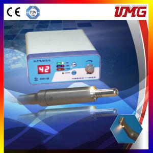 Dental Low Speed Electric Motor Fiber Optic pictures & photos