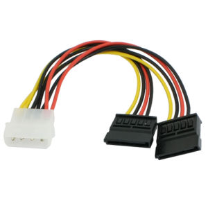 Power Supply Splitter Extender Cable