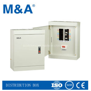 Mdb-a Tpn Three Phase Distribution Box Metal Box pictures & photos