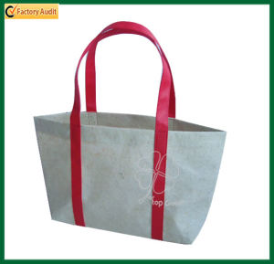 Promotional Cute Lady Shopping Tote Felt Bag (TP-SP076) pictures & photos