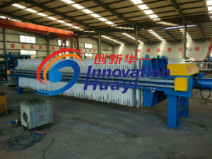 Plate and Frame Filter Press Machine, Oil Filter Press Machine pictures & photos