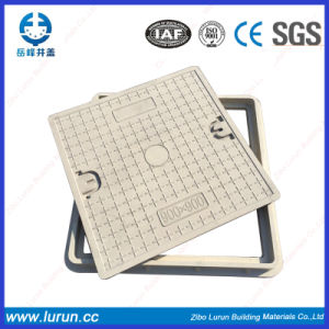 Beige Color Heavy Duty Durable High Intensive Manhole Cover pictures & photos