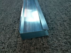 6463 Oxidation Polishing Aluminum Extrusion Profile for Kitchen and Bathroom etc pictures & photos