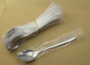 Cheap Price 410 Stainless Steel Spoon (B09) pictures & photos