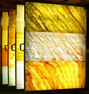 Translucent Artificial Marble (LG-309A) pictures & photos
