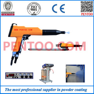 Mulpurpose Powder Spray Gun for Electrostatic Powder Coating pictures & photos