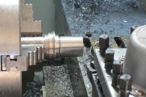 Big Spindle Bore Precision Horizontal CNC Lathes pictures & photos