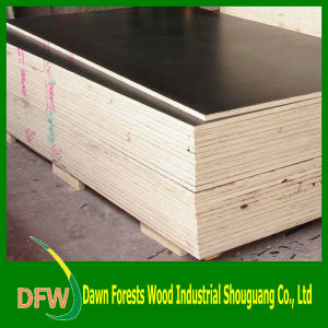 18mm Contruction Black Film Faced Plywood pictures & photos