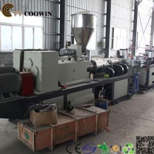 WPC Profile Machine Wood Plastic Composite Production Line pictures & photos