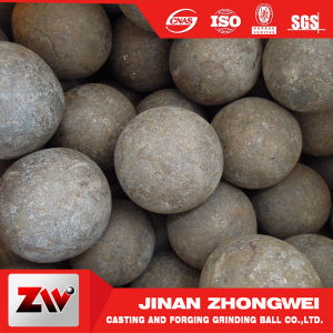 China Low Price Forged Steel Ball for Mining and Cement Plant Ball Mill pictures & photos