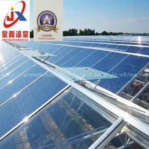Photovoltaic Agricultural Greenhouse with High Technology pictures & photos
