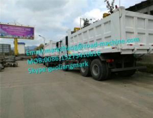 Sinotruck HOWO A7 Dump Truck 10 Wheeler 336/371HP 25-25t pictures & photos
