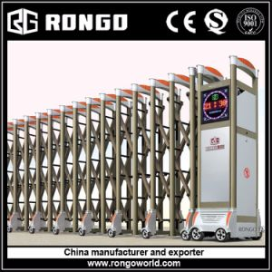Rongo Factory Folding Gates pictures & photos