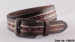 2017 New Fashion Genuine Leather Belts (FM076) pictures & photos