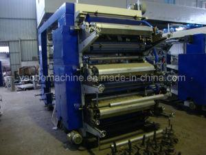 Yb-61200 High Quality Six Color Flexo Printing Press