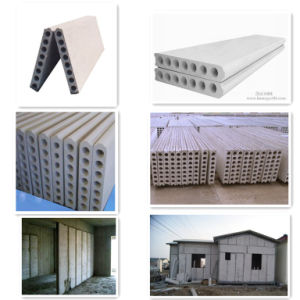 Lightweight MGO Partition Wall Building Panel/Wall Board pictures & photos