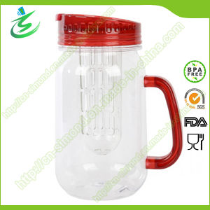 16oz Custom BPA-Free Plastic Water Tumbler with Infuser (IB-A5) pictures & photos