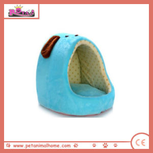 Cartoon Puppy Pet Bed in Blue pictures & photos