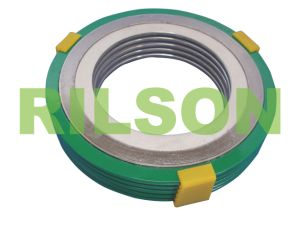 (ASME B16.20 SWG) Spiral Wound Metal Gasket with Outer and Inner Ring pictures & photos