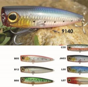 105mm Floating Pop a Top Factory′s Cheap Price --- High Quality Made Custom Hard Plastic Fishing Crankbait - Wobbler - Minnow- Popper Fishing Lure pictures & photos