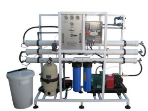 Seawater Desalination Plant for Boat / Home Use (SDP----001)