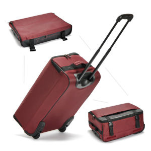 """3 Wheeled Sport Trolley Duffle Travel Bag 32"""" 40"""" pictures & photos"""