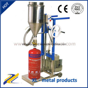 Factory Direct Supply Fire Extinguisher Refill Machine pictures & photos