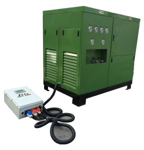 CNG Compressor with CE, ISO9001approval pictures & photos
