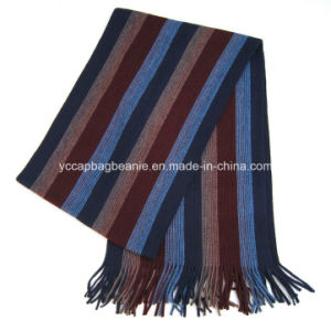 Fashion Winter Mens Knit Scarf pictures & photos