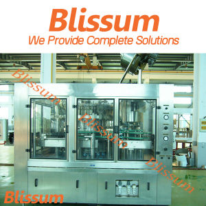 Glass Bottle Carbonated Drink Filling Machine pictures & photos