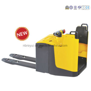 (shipping & receiving use) 2t Electric Pallet Truck pictures & photos