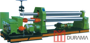 W11X (NC/CNC) - Series Horizontal Lower Adjusting 3-Roller Bending Machine pictures & photos